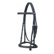 Tekna® Fancy Stitched Snaffle Bridle