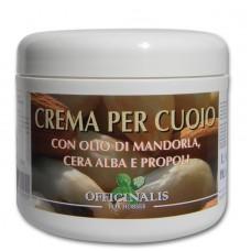 Officinalis® Crema Per Cuoio- Almond Leather Conditioning Cream