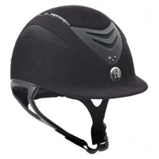 One K™ Defender Suede Helmet with Swarovski Stones