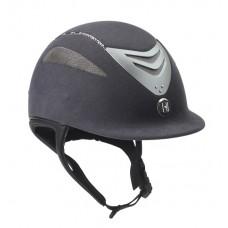 One K™ Defender Suede Helmet with Swarovski Stones