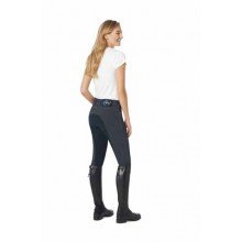 Ovation® Ladies' Zip Front Full Seat Euro Jean