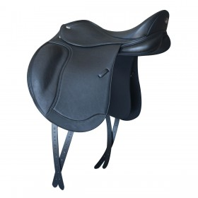LeTek Dressage Saddle by Tekna�