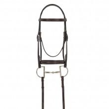 Ovation® ATS Round Raised Fancy Stitch Bridle
