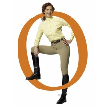 Ovation® EuroWeave™ Knee Patch  Breech - Ladies'