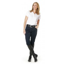 Ovation® Taylored EuroWeave™ DX Side Zip Hunt Breech - Ladies'