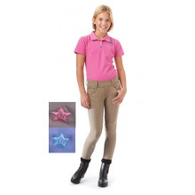Ovation® Pull-On Knee Patch Hunter Star Breech - Child's