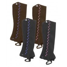 Ovation® Hearts Half Chaps - Child's