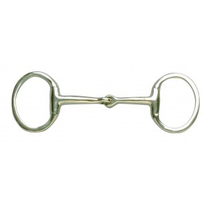 Centaur® Stainless Steel Medium Weight Eggbutt with Round Rings