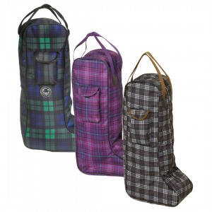 Centaur® Classic Plaid Boot Bag