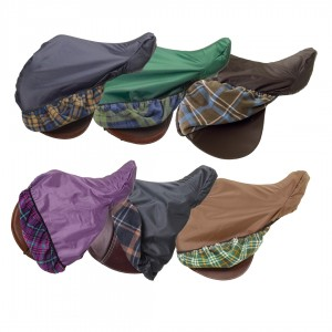 Centaur® Close Contact 420D Saddle Cover with Fleece Lining