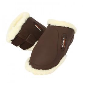 Tekna® Sheep-Tek™ Sheepskin Fetlock Boots with Quik-Close™ Straps