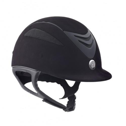 One K™ Defender Jr Suede Helmet